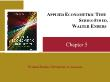 Kinh tế học - Chapter 5: Applied econometric time series 4th ed. walter enders
