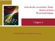 Kinh tế học - Chapter 6: Applied economitric time series 4th ed. walter enders