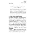 Nghiên cứu tôn giáo - Các yếu tố tác động đến đời sống nữ tu sĩ phật giáo tại Quảng Nam, Đà Nẵng từ năm 1990 đến nay