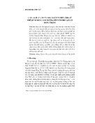 Nghiên cứu tôn giáo - Cải cách của Võ Vương Nguyễn phúc khoát thế kỷ XVIII và con đường đến với nho giáo ở đàng trong