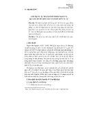 Nghiên cứu tôn giáo - Chế độ tế tự thần linh triều Nguyễn qua bộ khâm định đại nam hội điển sự lệ