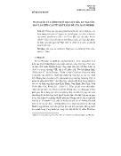 Nghiên cứu tôn giáo - Phật giáo và chính trị ở đại việt đầu kỷ nguyên độc lập tiếp cận từ một luận đề của max weber