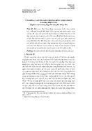 Nghiên cứu tôn giáo - Ý nghĩa của tôn giáo trong bối cảnh xã hội nam bộ hiện nay (nghiên cứu trường hợp thờ cúng bà chúa xứ)