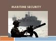 Ngư nghiệp - Maritime security defined