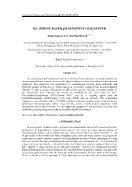 D,l-Serine based ph-sensitive oligoester - Dang Nguyen Tri