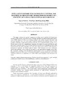 Intelligent distributed cooperative control for multiple nonholonomic mobile robots subject to unknown dynamics and external disturbances - Nguyen Tan Luy