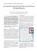 Lún mặt đất vùng Nam Sài Gòn và mối liên hệ với tầng Holocen