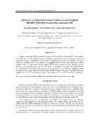 Optimal conditions for exopolysaccharide production by lactobacillus plantarum t10 - Tran Bao Khanh