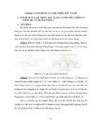 Chương 3 - Dao động của hệ nhiều bậc tự do
