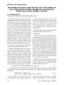 Ảnh hưởng của hàm lượng tro bay thay thế xi măng và quy trình dưỡng hộ nhiệt ẩm đến mức độ phản ứng pozzolanic của hệ xi măng - Tro bay