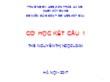 Bài giảng Cơ học kết cấu 1 - Chương 1: Mở đầu môn học - Nguyễn Thị Ngọc Loan
