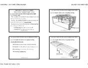 Bài giảng Kiến cấu nhà thép - Chương 1: Kết cấu thép nhà công nghiệp một tầng