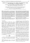 Error analysis for inductive current transformers under non-Sinusoidal waveform current