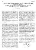 Phương pháp tái cấu trúc lưới sau sự cố trong lưới điện phân phối trung áp