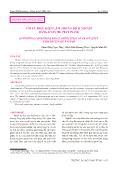 Tối ưu điều kiện làm trong dịch nho ép bằng enzyme pectinase